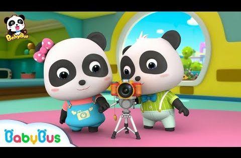 Panda Kiki Photographer Baby Panda S Cooking Competition Kids Role Play Babybus Youtube Kids Role Play Baby Panda Toddler Learning Activities