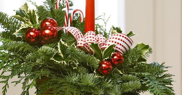 Sleigh Centerpieces Send Santas Centerpiece W