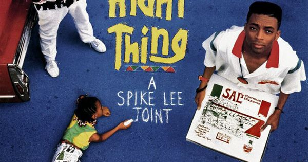 Haz Lo Que Debas Do The Right Thing De Spike Lee 1989 Haz Lo Que Debas Peliculas Divertidas Peliculas