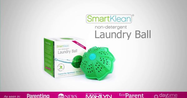 Say Goodbye To Laundry Detergents With Smartklean With Images