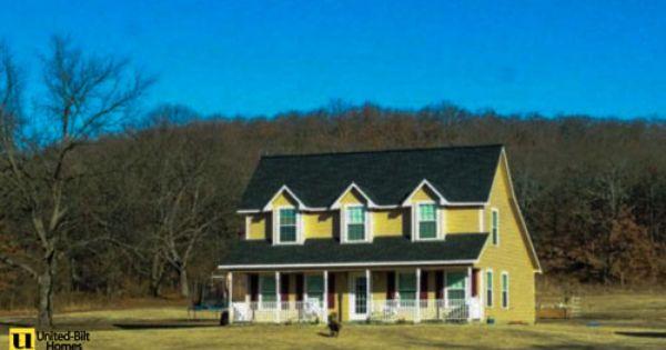 Crockett Floorplan United Bilt Homes Floor Plans House Styles Home Photo