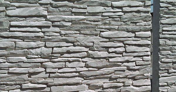 Mur parement pierre chapsol salon pinterest for Parement aluminium exterieur