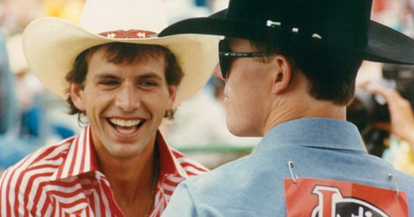 Lane Frost & Tuff Hedeman