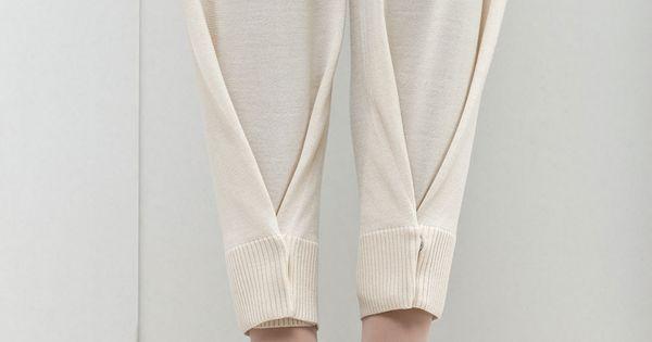 Snap Hem Pants - creative sewing ideas; fashion design ...