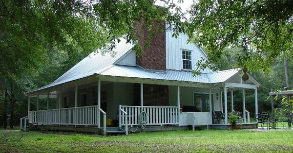 Cracker house love a tin roof old florida houses for Florida cracker house plans wrap around porch