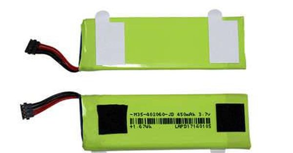 Rechargeable Lithium Polymer Battery Pl402060 3 7v 450mah Lithium Battery Polymer Battery