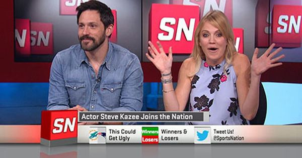 Michelle Beadle with kind, Single