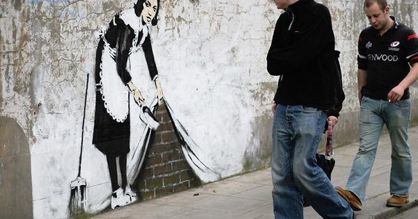 Banksy: The World's Most Famous Graffiti Artist Essay Sample