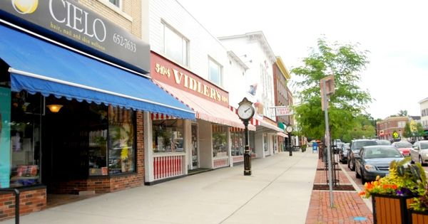 Main Street East Aurora Ny The Historic Village Of