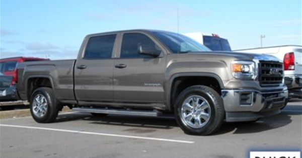 2014 Gmc Sierra 1500 Crew Cab At Bob Moore Buick Gmc In Oklahoma City Ok 2014 Gmc Sierra Gmc Sierra 1500 Gmc Sierra
