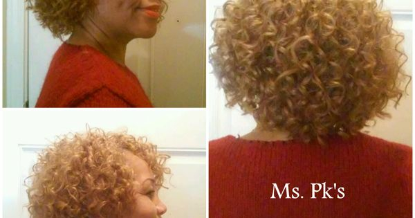 Crochet Braids Blonde : Crochet braids, Blonde dye and Water waves on Pinterest