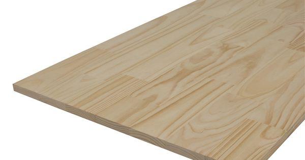 Selex 900 X 30 X 2100mm Laminated Clear Pine Panel Laminate Paneling Pine Kitchen