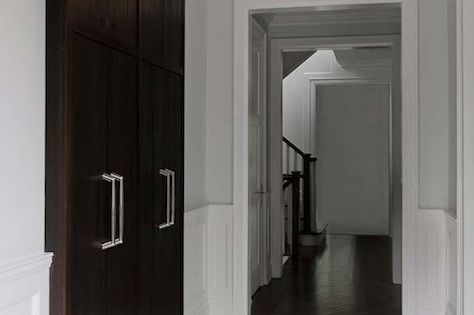 Painted Foyer Cabinets : Suzie michael abrams limited modern foyer with cool