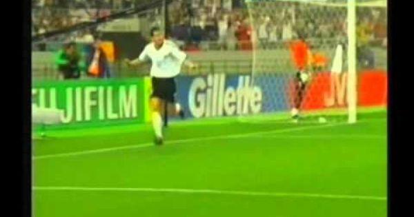 2002 June 11 Germany 2 Cameroon 0 World Cup German Commentary Avi World Cup Germany World