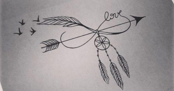 Modele tatouage oiseau avec dreamcatcher et mot tatoos poignet pinterest tatouage oiseau - Tatouage gitane signification ...