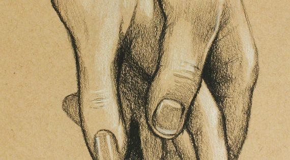 #drawing art Charcoal, Charcoal-Drawings, Draw, Drawing, Drawings-Of-Hands, Hand-Holding, Hands, Originals (Cute Original Charcoal Drawing of Hands Holding by FoxAndTheCrow Hold Hands, Hands Hold, Hand Drawings, Drawings Hands, Drawings Of Hands, Charcoal...