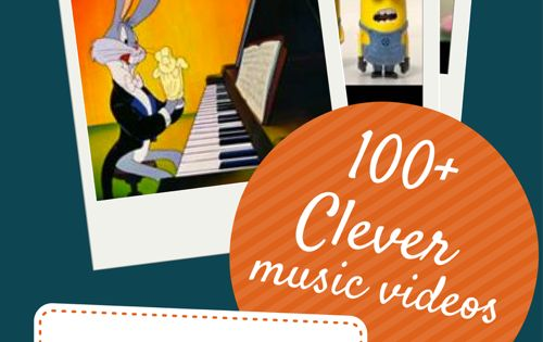 100+ Clever music videos | Midnight Music