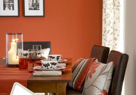 Best colors for dining room drama comedores combinaci n - Pinturas para comedores ...