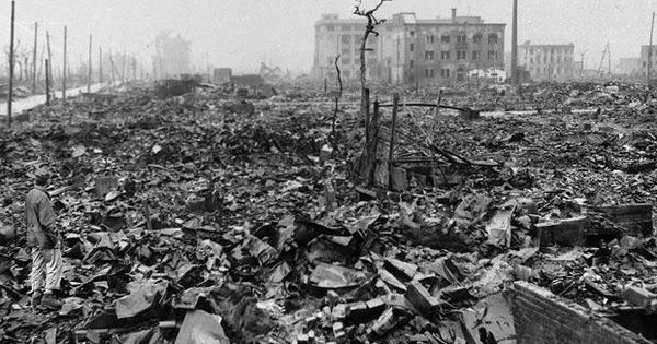 An introduction to the history of hiroshima japan