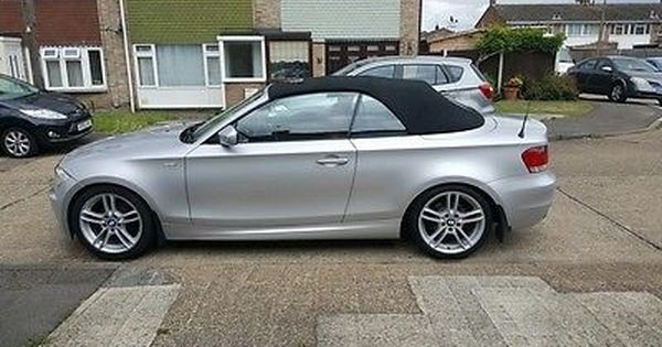 Bmw 1 Series Red Heated Seats Wind Deflector Private Plate