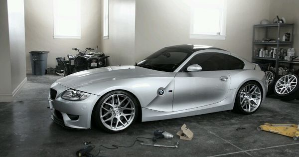 Swag Bmw Z4 Coupe Planes Trains Amp Automobiles