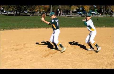 Warriors Infield Drills Youth Baseball Instruction Youtube Baseball Workouts Baseball Drills Youth Baseball