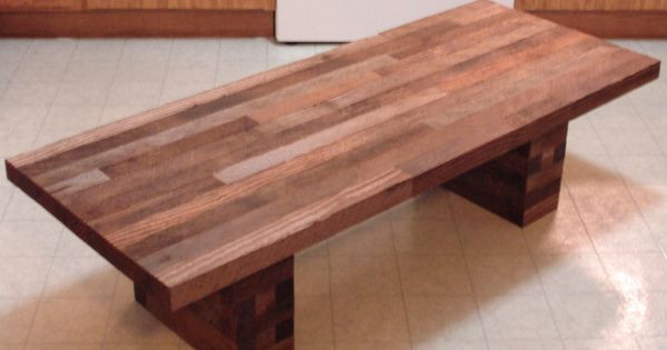 Barn Wood Coffee Table Made From A 100 Year Old Oregon
