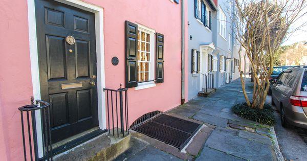 17 Chalmers Street Charleston Sc 29401 City Of Charleston Historic Homes Full Bath