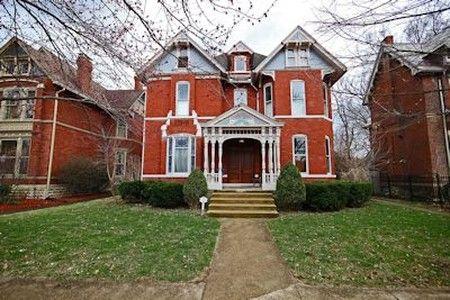 Oldhouses Com 1886 Victorian Queen Anne Majestic Brick Queen Anne Victorian In Chillicothe Ohio O Old Houses For Sale Old Houses Historic Homes For Sale