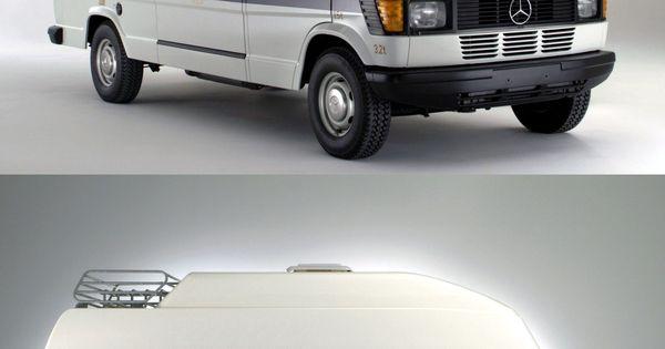 Mercedes Benz T1 307d Wohnmobil James Cook All