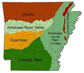 Arkansas Forestry Resources Cooperative Extension Service Arkansas Travel Arkansas Arkansas Vacations