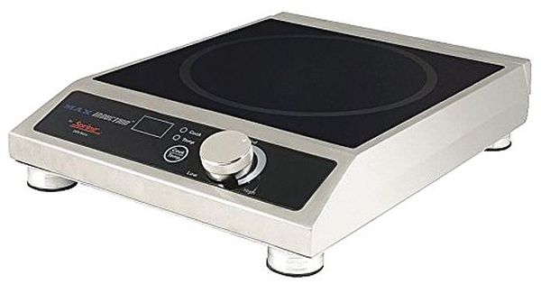 Spring Usa Sm181c 120v 1800w Countertop Max Induction Range You