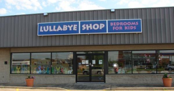 The Lullabye Shop Appleton Wi Ninfra Stores Pinterest Baby Furniture And Infant