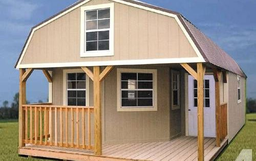 Rent To Own Storage Sheds Buildings Barns Cabins No Credit Check 89 Lofted Barn Cabin Portable Buildings Shed Homes