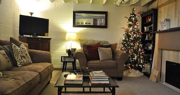 unfinished basement decorating ideas on a budget google search