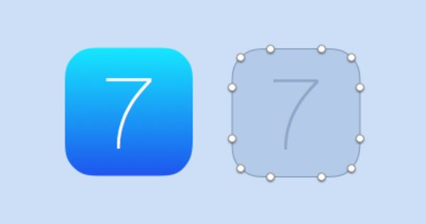 I Just Downloaded A Free Sketch Resource Ios 7 Base Icon