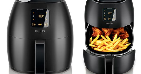 Philips Avance Airfryer XL Your arteries will like this Airfryer more than