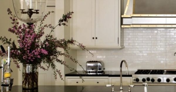 I really do love the subway tile backsplash. And did I mention