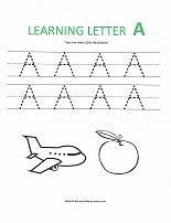 Alphabet Worksheets Alphabet Worksheets Tracing Letters Preschool Letter Worksheets For Preschool