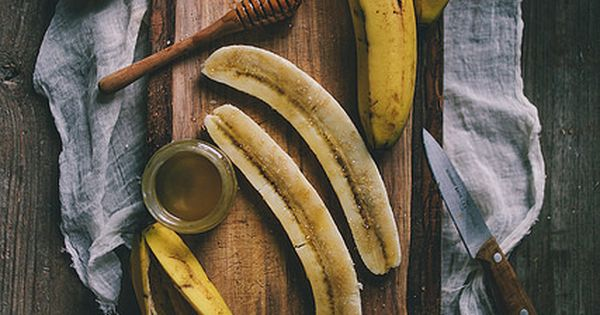 Honey Roasted Banana Smoothie | Adventures in Cooking~ A simple guide to