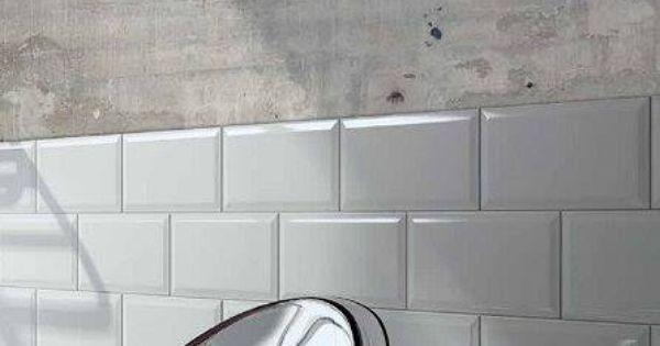 Revestimento Beatles 10x20 Cm Branco Retr 244 Azulejo