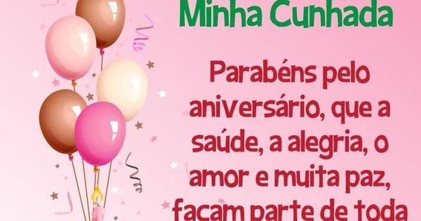 Mensagens De Aniversário Para Cunhada: Parabens-minha-cunhada.jpg (800×800)