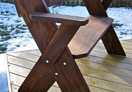 Pleasing Leopold Bench With Armrest Plans Garden Design Ideas Alphanode Cool Chair Designs And Ideas Alphanodeonline