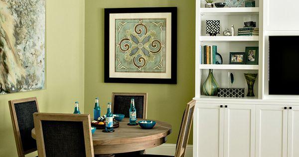 Sherwin Williams Ryegrass | Living Rooms | Pinterest ...