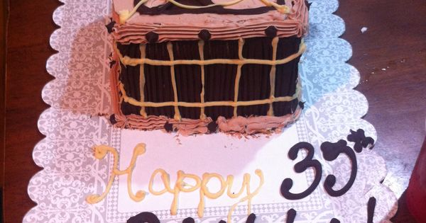 My Hubby S 35th Birthday Cake Air Conditioning Unit Cake