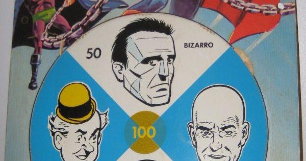 HASBRO: 1967 Superman Target Game #Vintage #Games ... Vintage Hasbro Toys