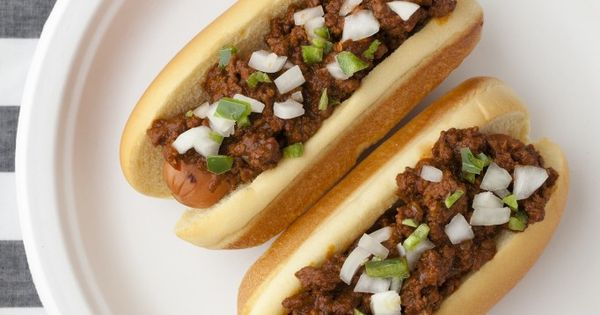 Sandwich Chili from The Southern Tailgating Cookbook | football season ...