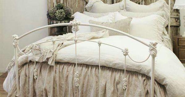 Drop Cloth Bedding Drop Cloth Decorating Pinterest