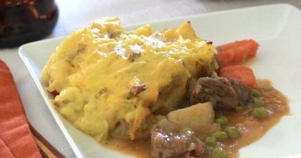Cook up a shepherd's pie using your garden root vegetables just in ...