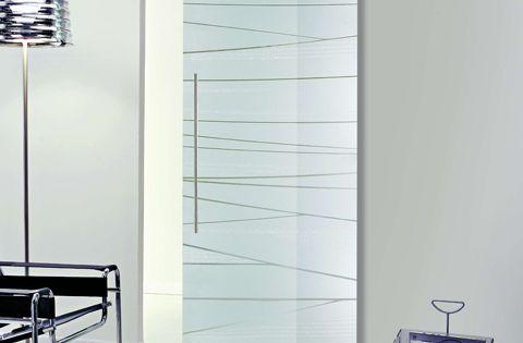 Puerta corredera de cristal casali systemzero dune de - Maydisa puertas correderas ...